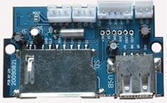 host mp3 module