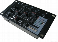 Mini DJ mixer