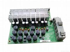 High power D class Amplifier