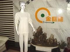天津黄金被厂家磁疗远红外内裤磁疗内裤汗蒸用品