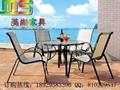 戶外傢具-特絲林網布桌椅 4
