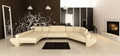 JJ169  leather home furniture