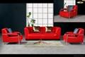 1/2/3seat leather sofa A025