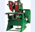 file making machine-file riveting machine