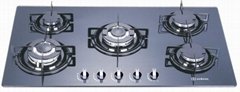 gas hob/gas stove/built-in hob