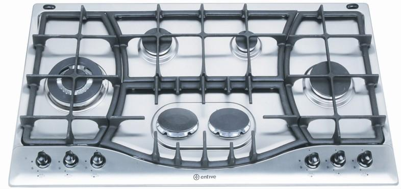 gas hob/gas stove/built-in hob 4