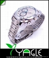 Free Shipping Digital Waterproof IR Watch Camera 1080P 4GB/ 8GB/ 16GB, Wholesale
