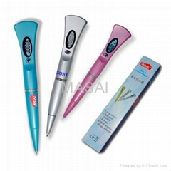 promotion pedometer, pen with pedometer.Stationery Gifts cx2009