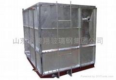 裝配式熱浸鍍鋅水箱