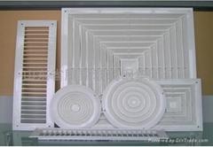優質鋁合金圓形散流器
