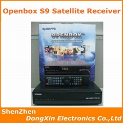 Openbox S9  HD Satellite Receiver