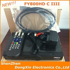 Ditigal Cable Receiver FY800C III HD For Singapore dm800HD Cable