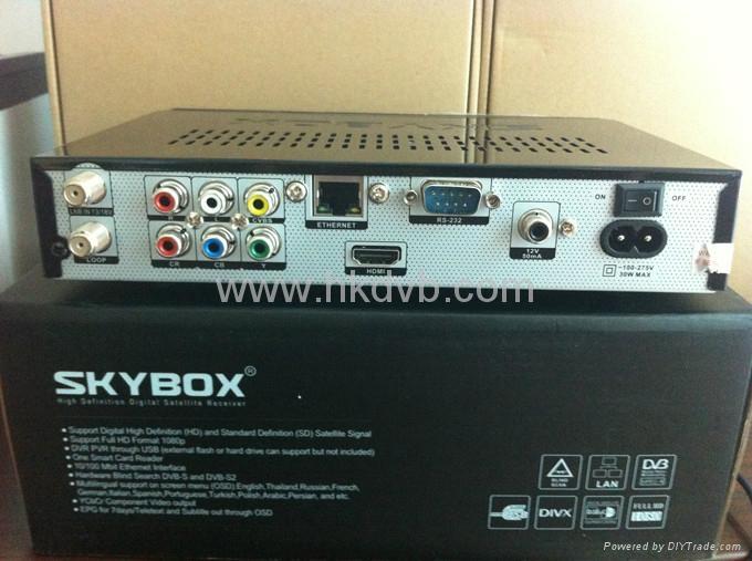 original skybox f3 satellite receiver skyobx f3 hd 1080p. Black Bedroom Furniture Sets. Home Design Ideas