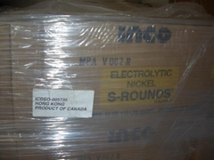 INCO Electroplating Materials
