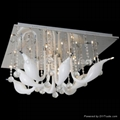 Pendant Lamp ceiling lamp crystal lighting 1