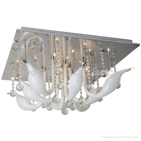 Pendant Lamp ceiling lamp crystal lighting 2