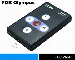 Infrared remote control for Olympus camera