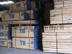 白橡木板材