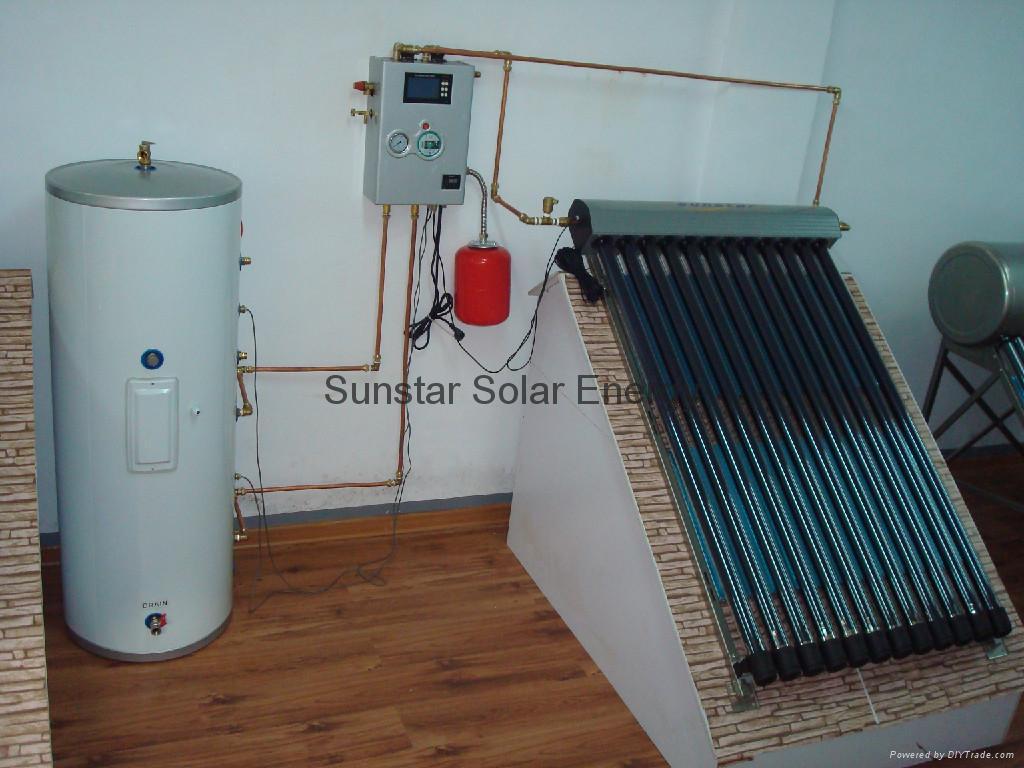 Active solar system - SUNSTAR (China Manufacturer) - Solar Energy ...