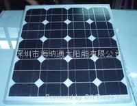 单晶太阳能电池板 2