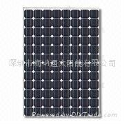 单晶太阳能电池板 3