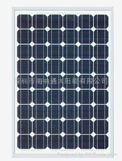 单晶太阳能电池板 4