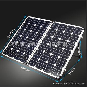 单晶太阳能电池板 5