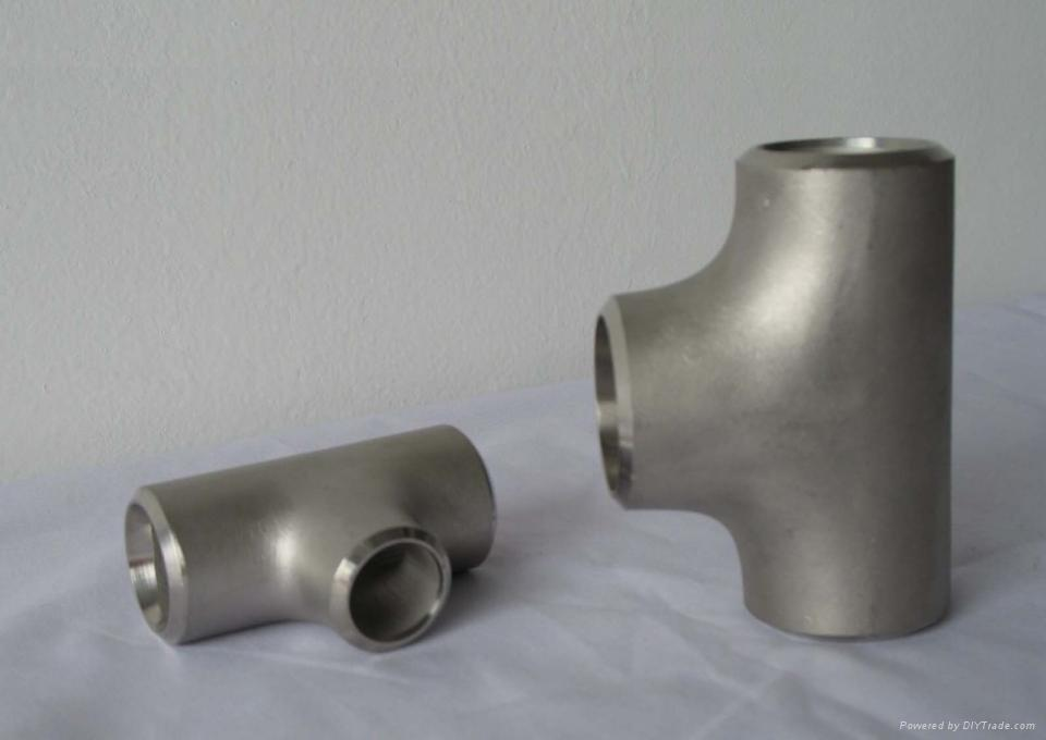 Stainless steel tee xl china manufacturer pipe