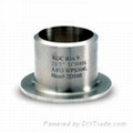stainless steel stub end