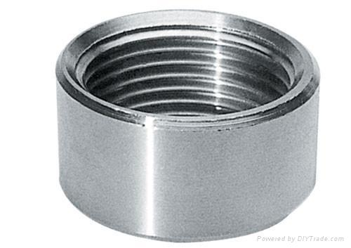 Stainless Steel Threaded Couplers : Stainless steel socket threaded coupling xl china