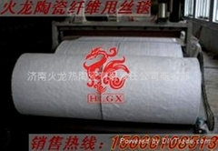 工业窑炉专用绝热 保温毯