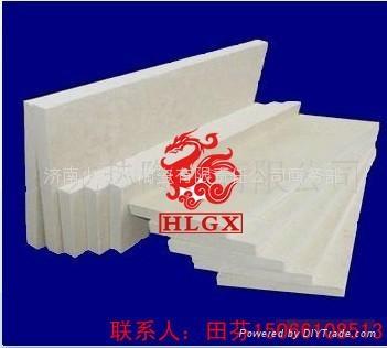工业炉、窑炉衬里隔热保温专用硅酸铝 陶瓷纤维板 1