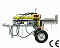 40Ton diesel log splitter