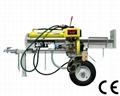 40T petrol log splitter 610mm 2