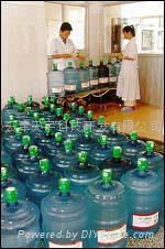 飲料、桶裝飲用水消毒劑