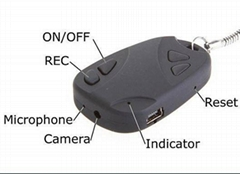 car key chain camera