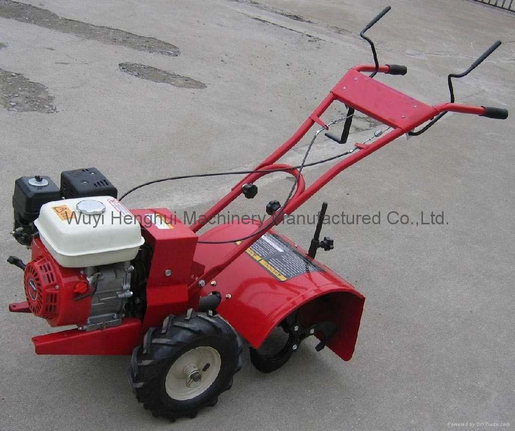 5 Rotary Tiller : Gasoline tiller hhgt rotary hp cultivator