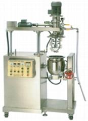Vacuum Emulsifying Mixers