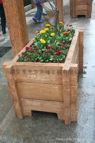 南京仿木葡萄架 1