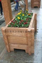 南京仿木葡萄架