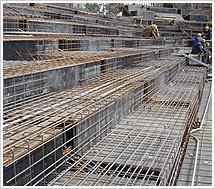 護欄網建筑用網隔離柵帶肋鋼觔小區圍欄 2