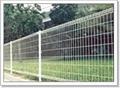 護欄網建筑用網隔離柵帶肋鋼觔小區圍欄 3