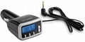 iRiver AFT-100 Wireless Mobile FM Transmitter to Car Radio for MP3 Players