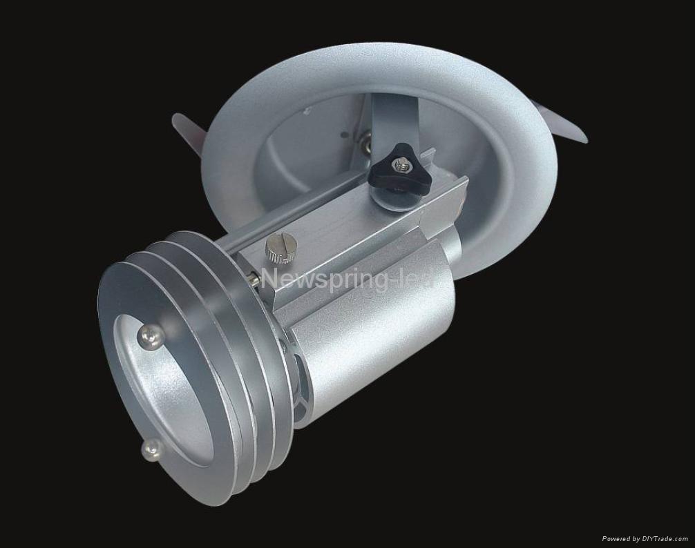 LED ceiling spot light 1
