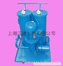 上海雙桶濾油車