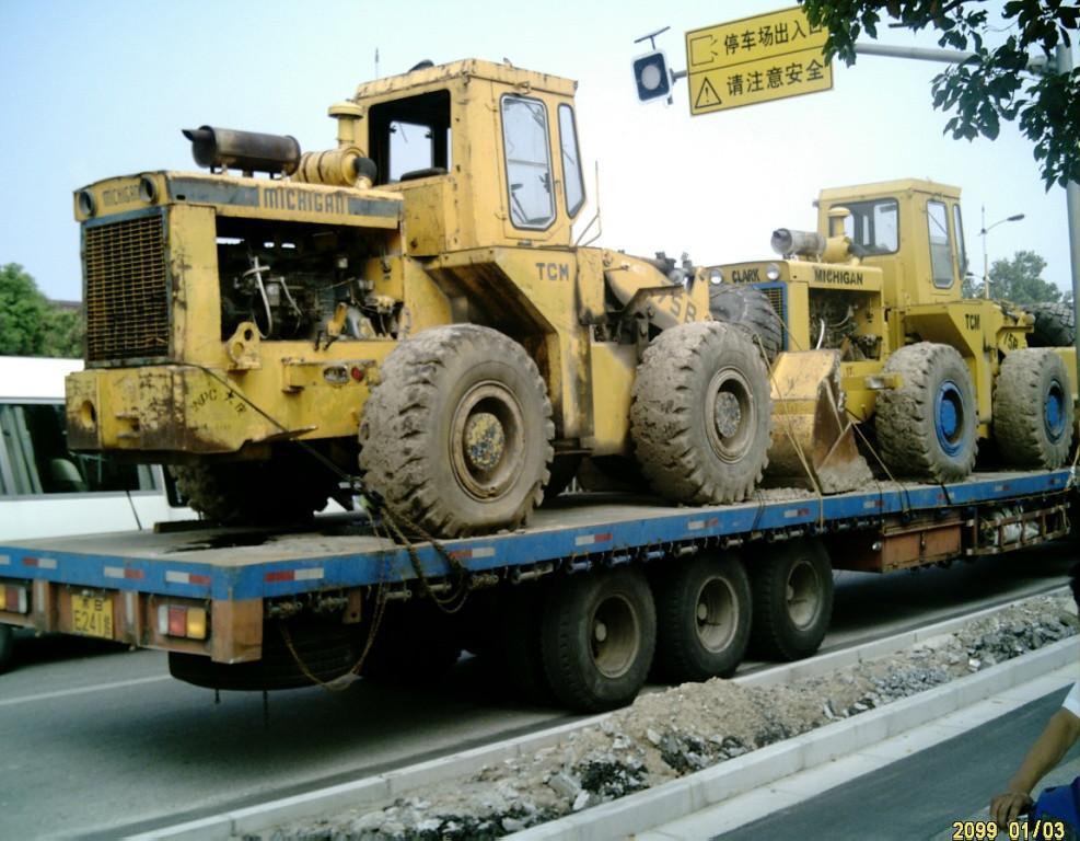 Tcm 75b Loader China Manufacturer Second Hand