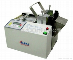 Computer pipe cutting machine | heat-shrinkable tube pipe cutting machine
