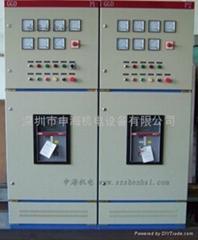 柴油发电机组并机柜