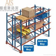 Beam type rack/pallet rack/warehouse rack