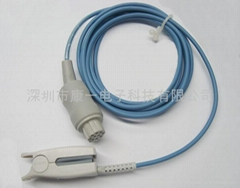 Reusable SpO2 Sensor (+Extension Cable)